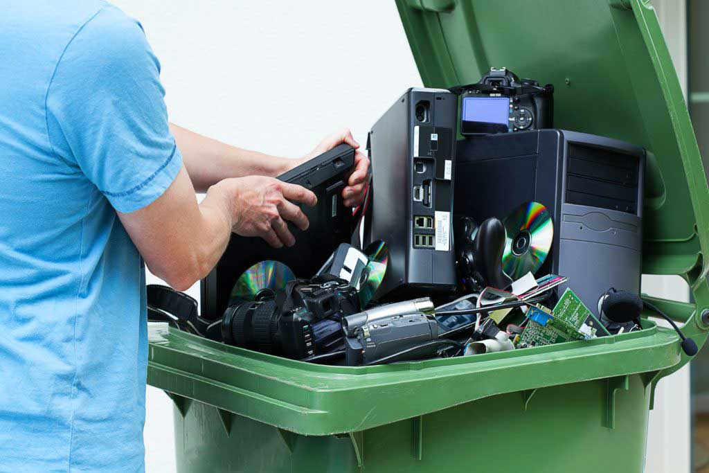 Electronics Recycling Collection Events